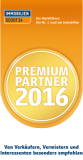 Immobilien Scout Premiumpartner 2016